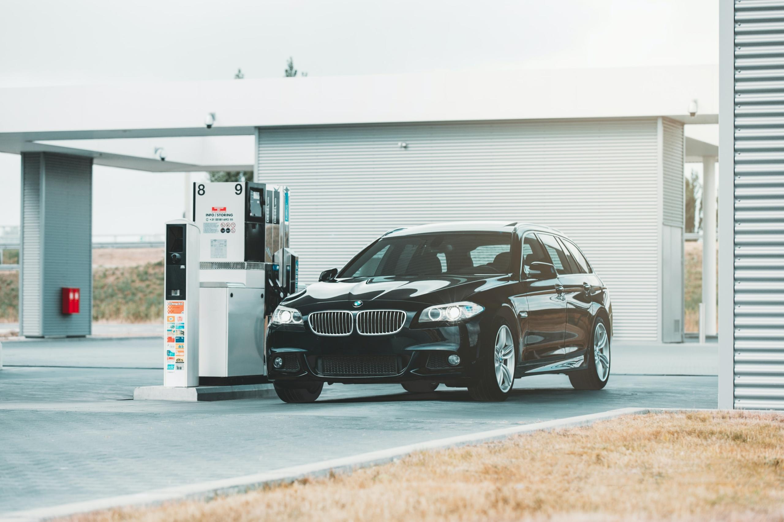 La TVA sur l'essence et le diesel / gasoil